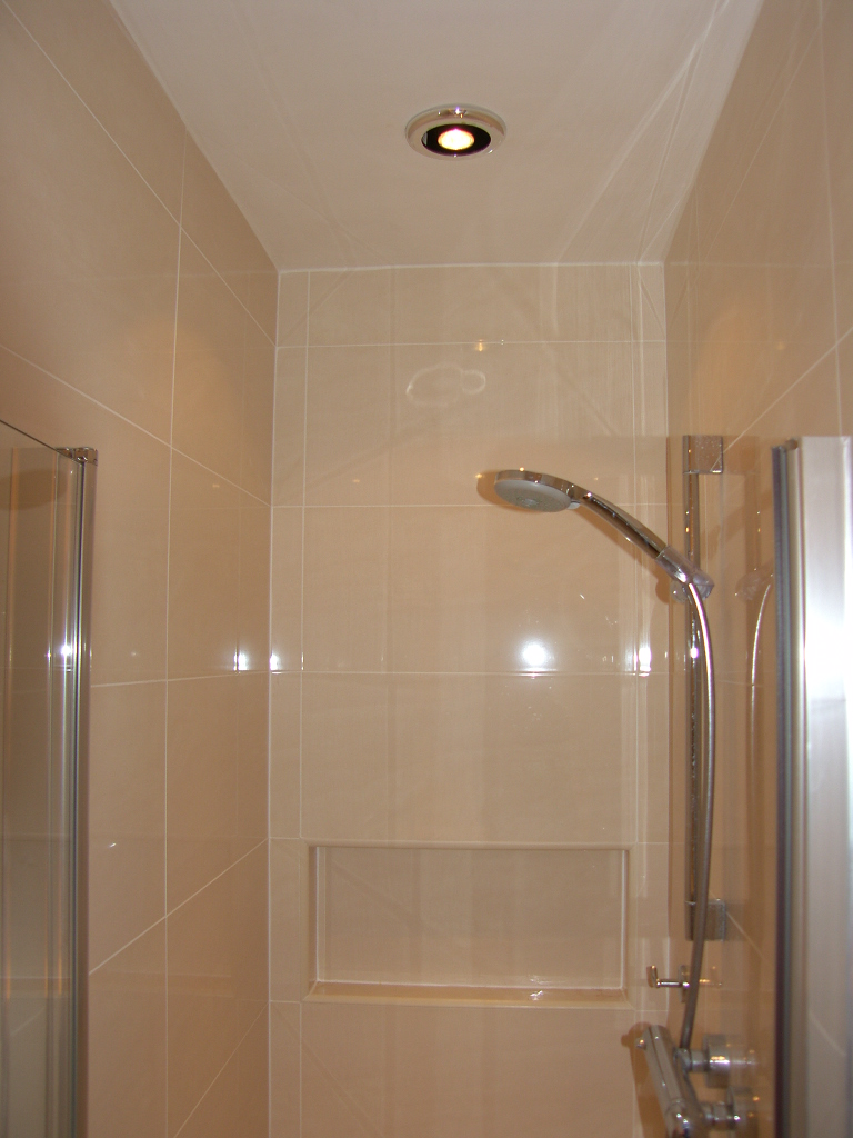 Ensuite With Storage